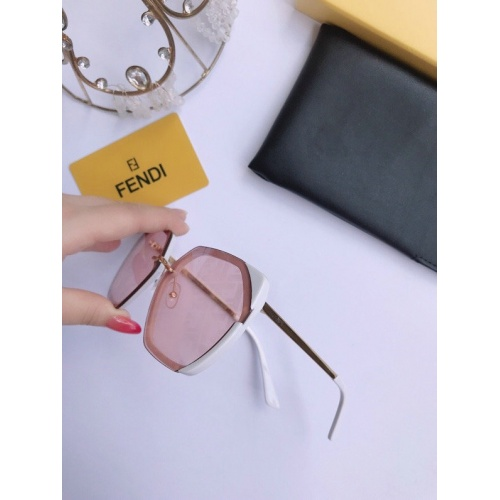 Fendi AAA Quality Sunglasses #776566