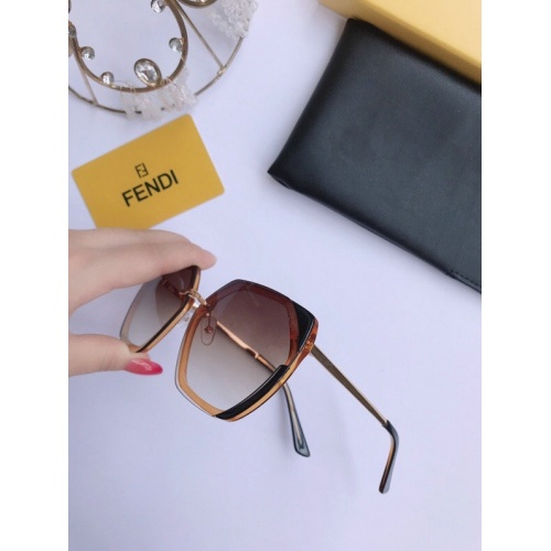 Fendi AAA Quality Sunglasses #776567