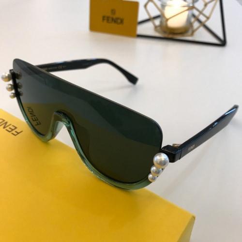 Fendi AAA Quality Sunglasses #776569