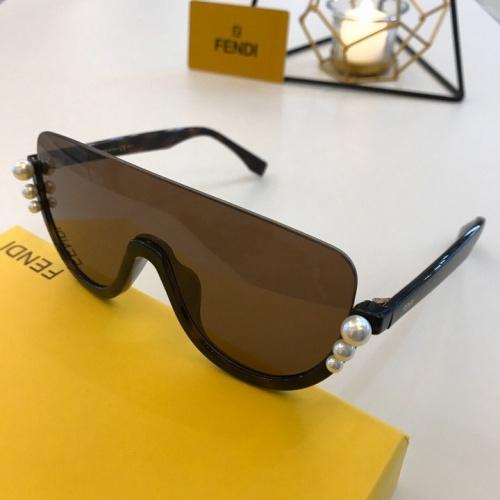 Fendi AAA Quality Sunglasses #776570