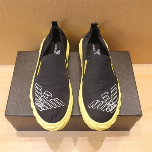 Armani Casual Shoes For Men #776711