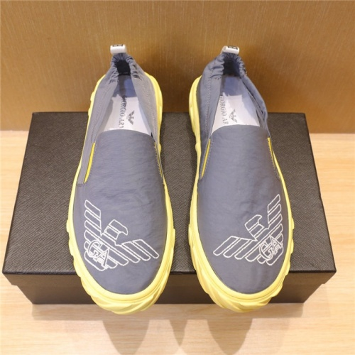 Armani Casual Shoes For Men #776712