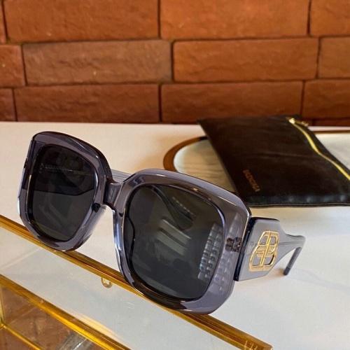 Balenciaga AAA Quality Sunglasses #776778
