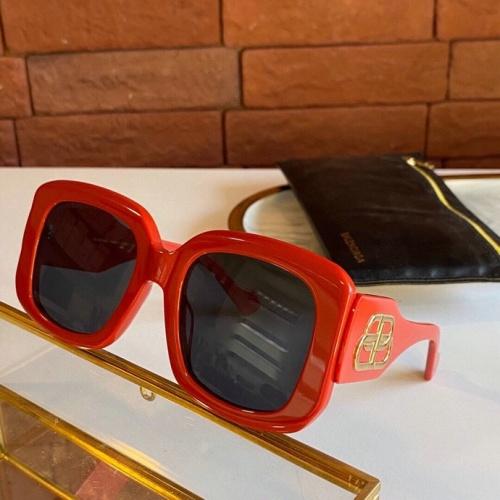 Balenciaga AAA Quality Sunglasses #776784