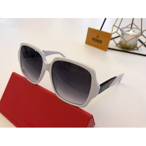 Fendi AAA Quality Sunglasses #776819