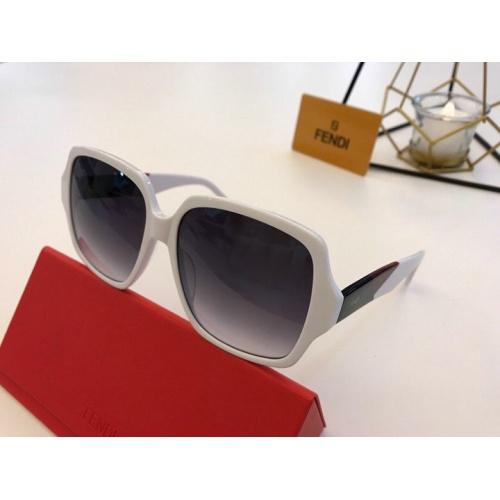 Fendi AAA Quality Sunglasses #776819