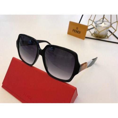 Fendi AAA Quality Sunglasses #776821