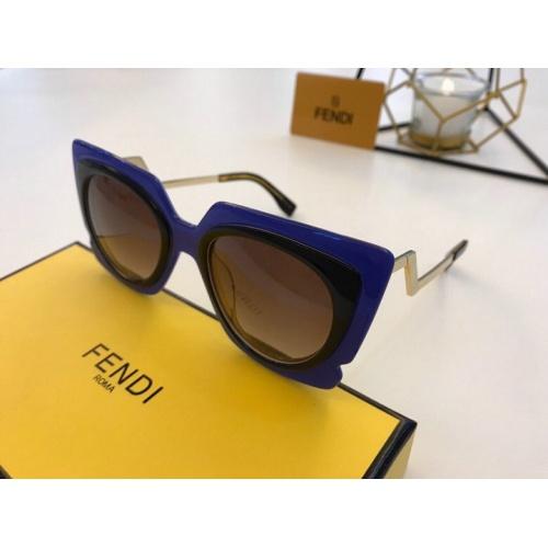 Fendi AAA Quality Sunglasses #776825