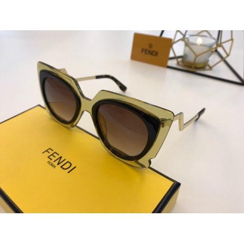 Fendi AAA Quality Sunglasses #776827