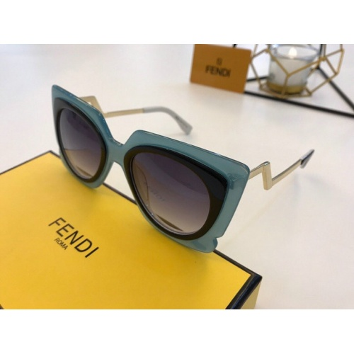 Fendi AAA Quality Sunglasses #776828