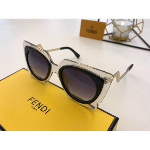 Fendi AAA Quality Sunglasses #776832