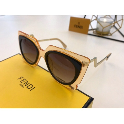 Fendi AAA Quality Sunglasses #776833
