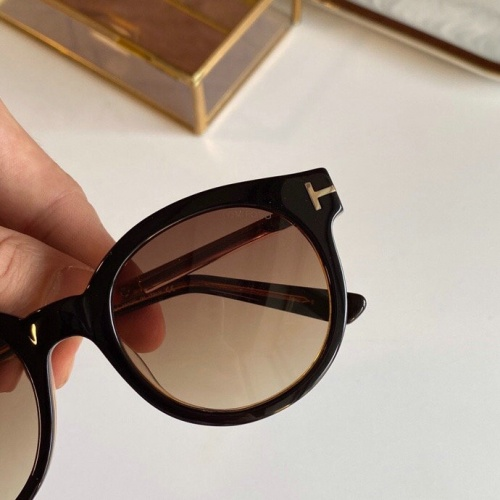 Replica Tom Ford AAA Quality Sunglasses #777099 $50.44 USD for Wholesale