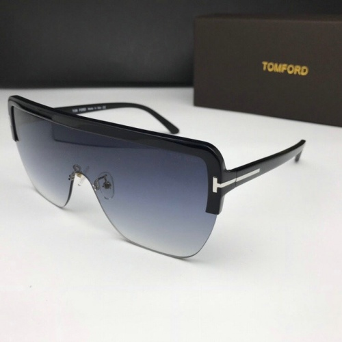 Tom Ford AAA Quality Sunglasses #777101 $50.44 USD, Wholesale Replica Tom Ford AAA Sunglasses