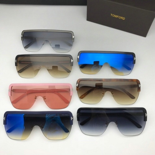 Replica Tom Ford AAA Quality Sunglasses #777104 $50.44 USD for Wholesale