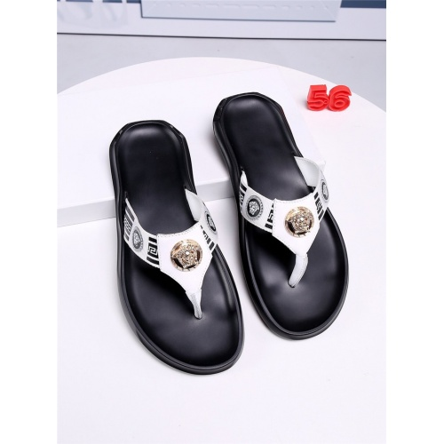 Versace Slippers For Men #777130