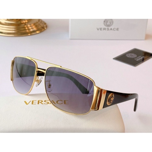 Versace AAA Quality Sunglasses #777132