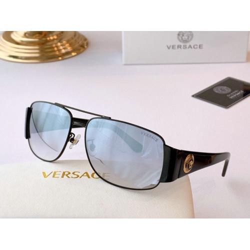 Versace AAA Quality Sunglasses #777133 $50.44 USD, Wholesale Replica Versace AAA+ Sunglasses