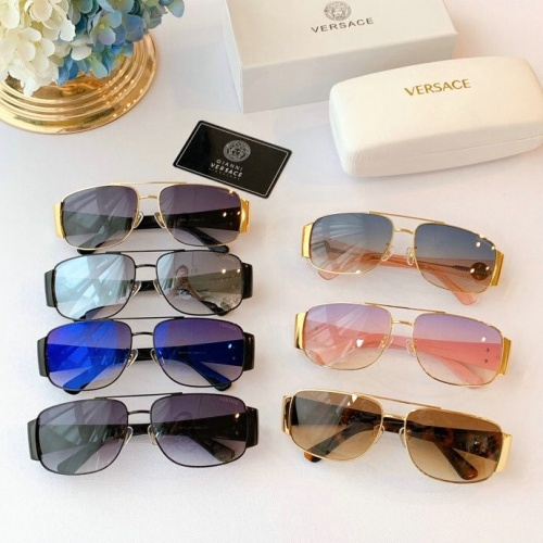 Replica Versace AAA Quality Sunglasses #777133 $50.44 USD for Wholesale