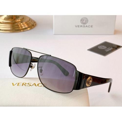 Versace AAA Quality Sunglasses #777135