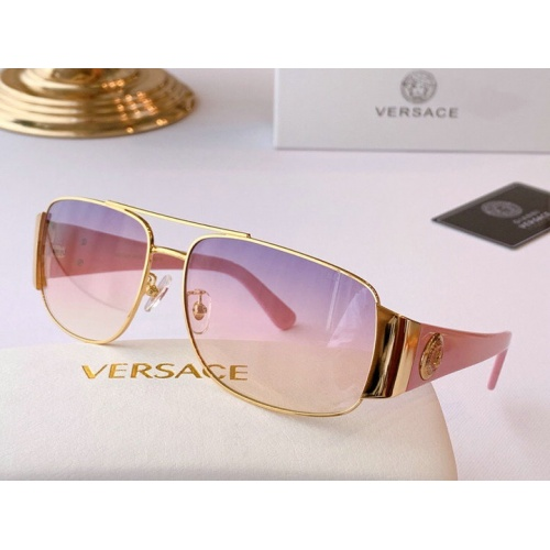 Versace AAA Quality Sunglasses #777137