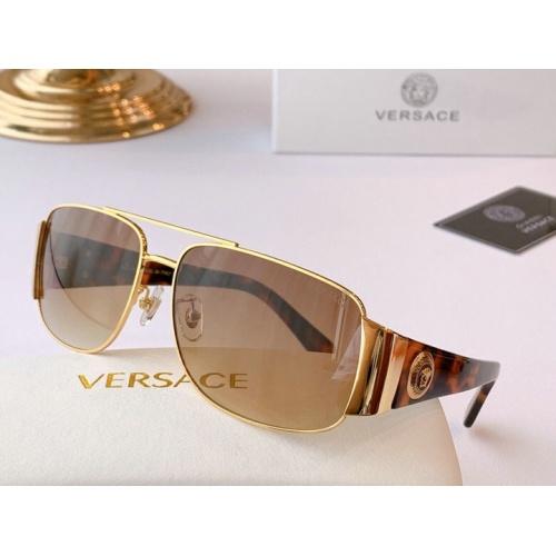 Versace AAA Quality Sunglasses #777139 $50.44 USD, Wholesale Replica Versace AAA+ Sunglasses