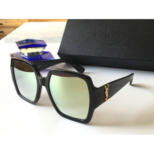 Yves Saint Laurent YSL AAA Quality Sunglassses #777142