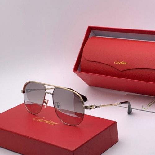 Cartier AAA Quality Sunglasses #777214