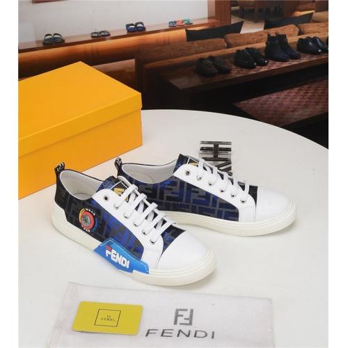 Fendi Casual Shoes For Men #777217