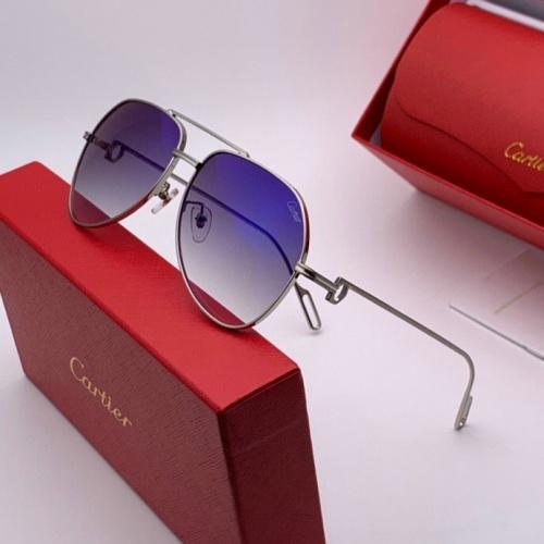 Cartier AAA Quality Sunglasses #777230