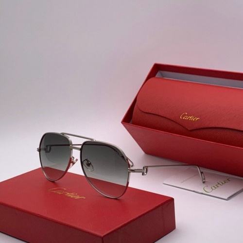 Cartier AAA Quality Sunglasses #777232