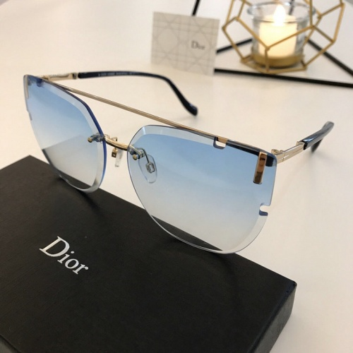 Christian Dior AAA Quality Sunglasses #777269