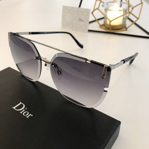 Christian Dior AAA Quality Sunglasses #777271