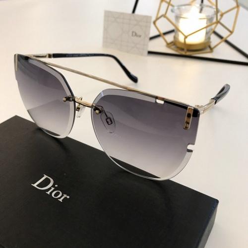 Christian Dior AAA Quality Sunglasses #777272
