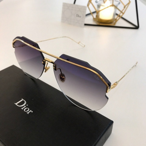 Christian Dior AAA Quality Sunglasses #777278