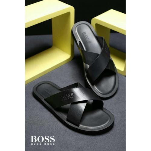 Boss Slippers For Men #777474
