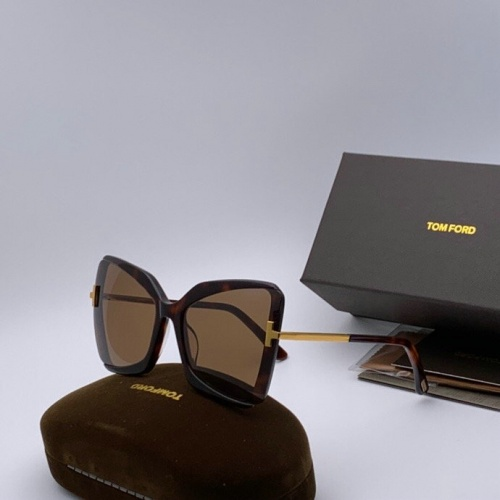 Tom Ford AAA Quality Sunglasses #777580 $46.56 USD, Wholesale Replica Tom Ford AAA Sunglasses