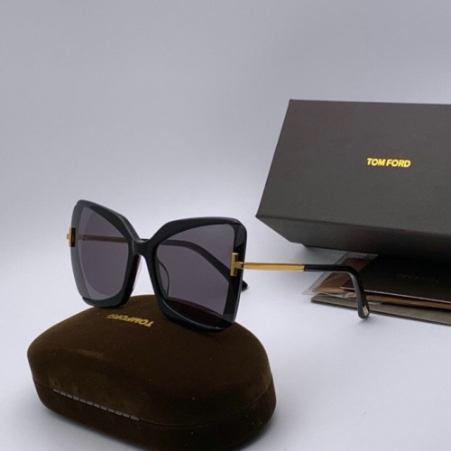 Tom Ford AAA Quality Sunglasses #777581 $46.56 USD, Wholesale Replica Tom Ford AAA Sunglasses