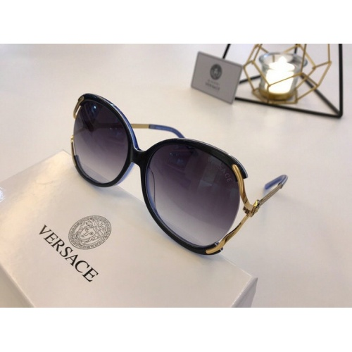 Versace AAA Quality Sunglasses #777584