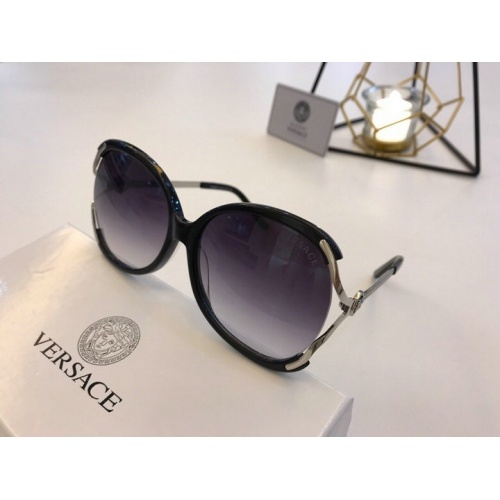 Versace AAA Quality Sunglasses #777585 $46.56 USD, Wholesale Replica Versace AAA+ Sunglasses