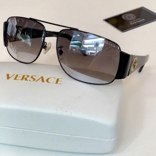 Versace AAA Quality Sunglasses #777589 $46.56 USD, Wholesale Replica Versace AAA+ Sunglasses