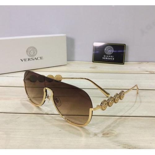 Versace AAA Quality Sunglasses #777606 $46.56, Wholesale Replica Versace AAA+ Sunglasses