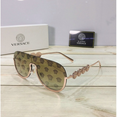Versace AAA Quality Sunglasses #777607
