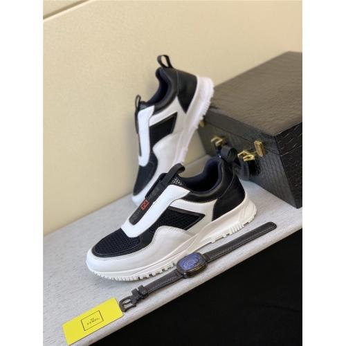 Fendi Casual Shoes For Men #777731