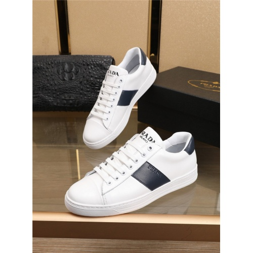 Prada Casual Shoes For Men #777816