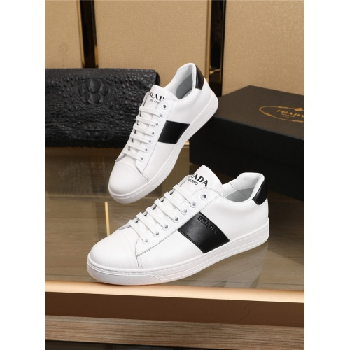 Prada Casual Shoes For Men #777818