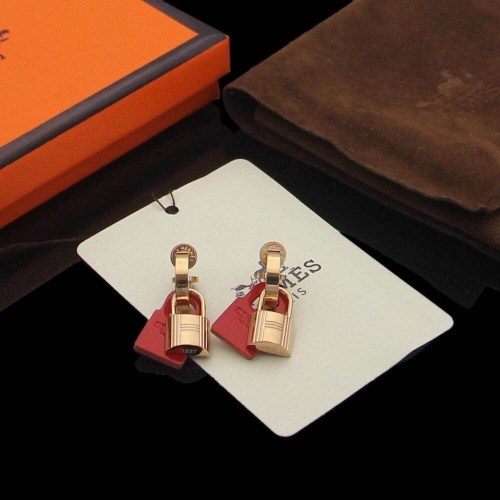 Hermes Earrings #777858