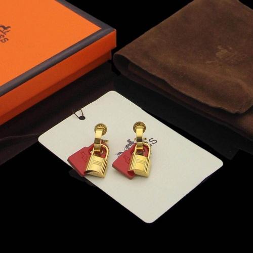 Hermes Earrings #777859