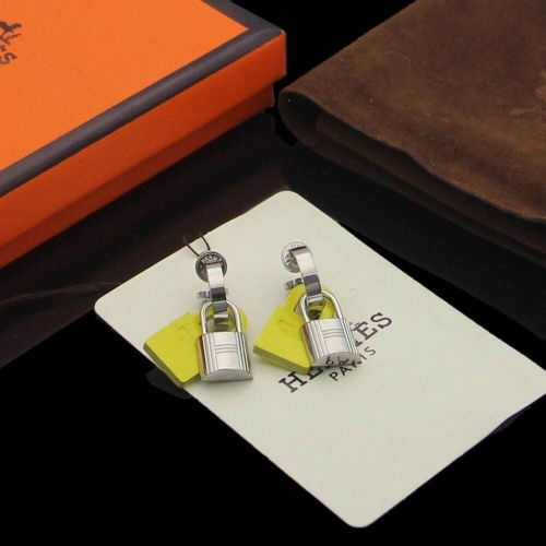 Hermes Earrings #777862