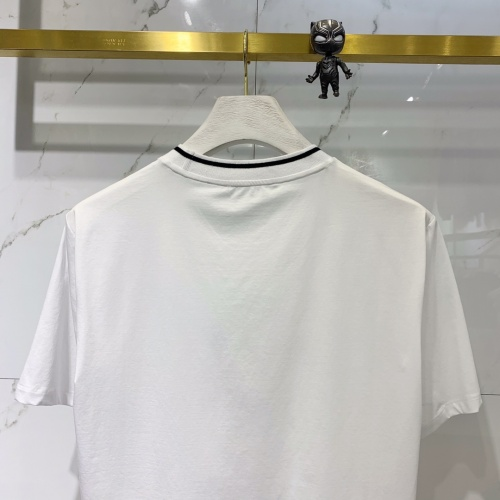 Replica Dolce & Gabbana D&G T-Shirts Short Sleeved O-Neck For Men #778226 $39.77 USD for Wholesale
